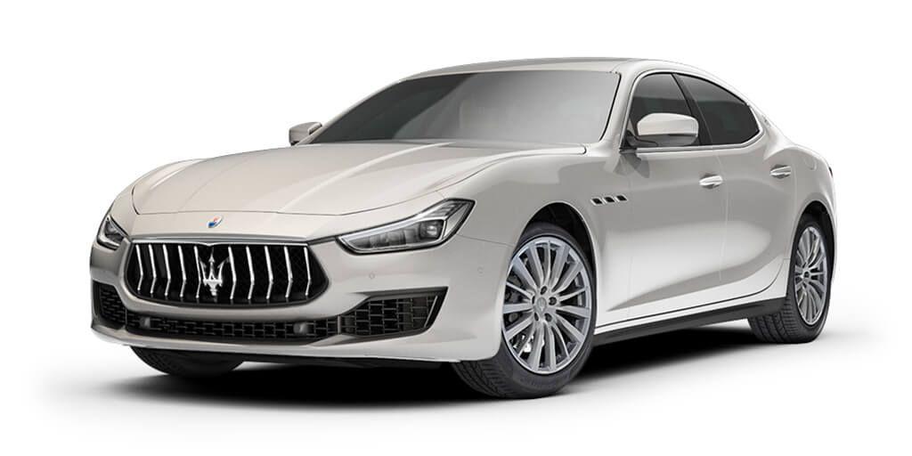 2018 Maserati Ghibli S Q4 (AWD)