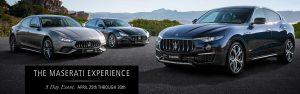 The Maserati Experience