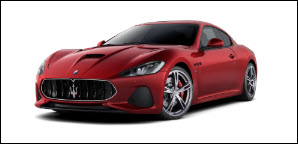 2018 Maserati Gran Turismo MC