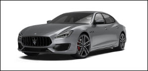 2019 Maserati Quattroporte GTS
