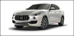 2019 Maserati Levante S AWD